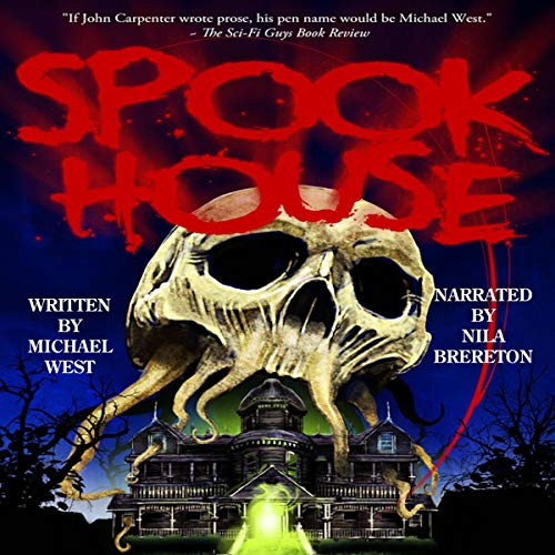 Spook House Audiobook By Michael West cover art