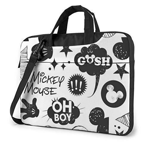 15.6 inch Laptop Shoulder Briefcase Messenger Mouse Tablet Bussiness Carrying Handbag Case Sleeve