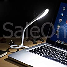 SaleOn Portable USB LED Desk Lamp For Reading and Laptop Working and Other Uses(Assorted Color)-704