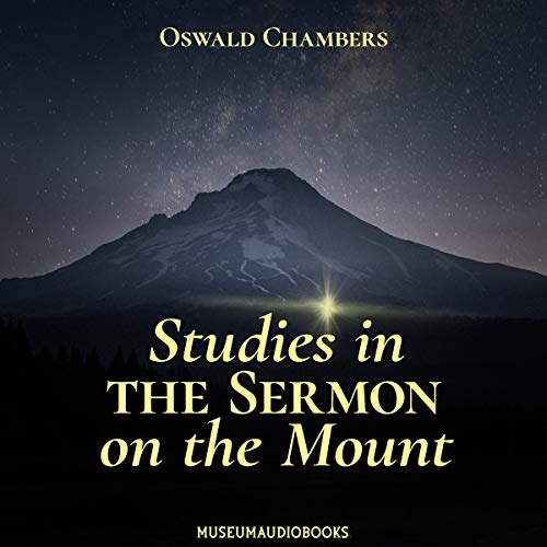 Studies in the Sermon on the Mount  By  cover art