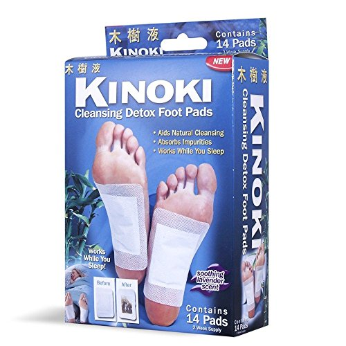 30 Kinoki Foot Patches, 30 Pads and Patches