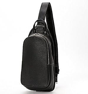 オティアス(Otias) シュリンクレザータイプ合成皮革ボディバッグ/ワンショルダーバッグ