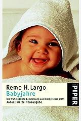 Babyjahre Taschenbuch