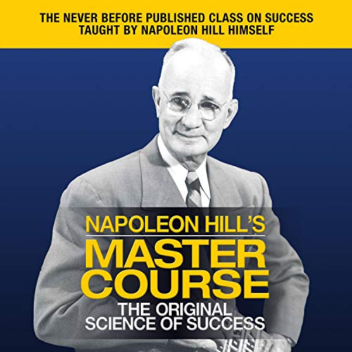 Napoleon Hill's Master Course Audiobook By Napoleon Hill cover art