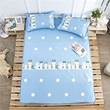Pcs Animal Elephant Printed Mattress Protector Summer Bed Mat Mattress Protector Summer Sleeping Mat Mattress Pad Protecto...