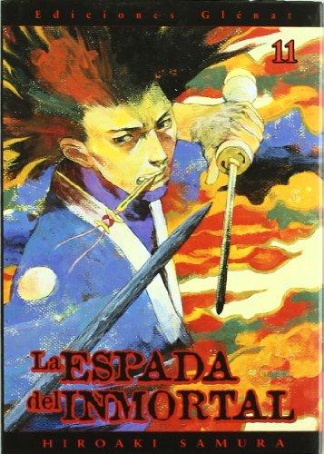 La espada del inmortal 11 (Seinen Manga)