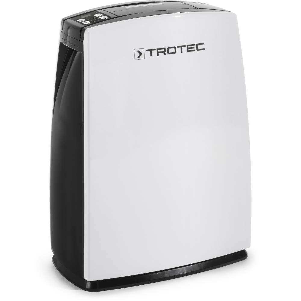 TROTEC Deshumidificador TTK 70 E, 20L/24h, Pantalla LED, Depósito ...