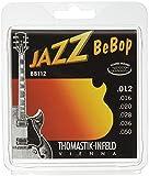 Thomastik Cordes Guitare électriques Jazz BeBop Nickel Round Wound Jeu BB112 Light...