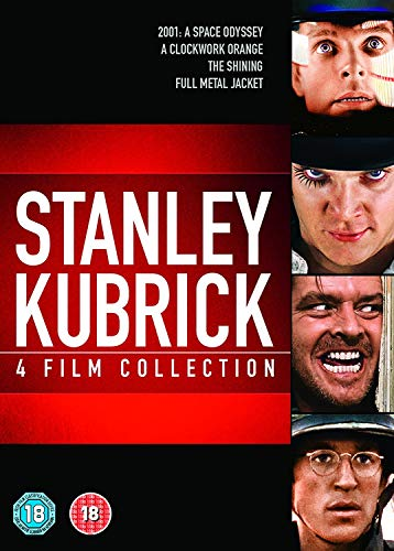 Stanley Kubrick - 4 Film Collection [DVD] [2013]