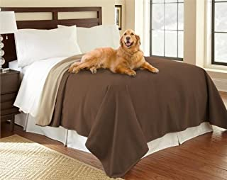 Mambe 100% Waterproof Furniture Cover for Pets and People (King/Queen 90