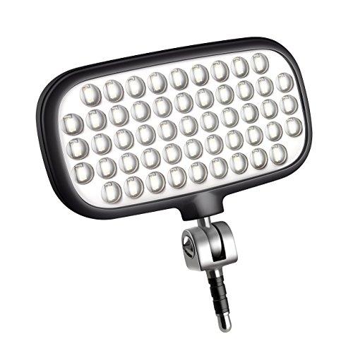Metz Mecalight LED-72 Smart - Luz para Video, Negro