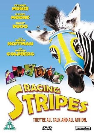 Racing Stripes Dvd Reino Unido Amazon Es Frankie Muniz Peliculas Y Tv