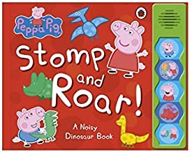 Lady Bird Peppa The Pig Stomp and Roar Sound Book Ages 2+