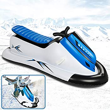 Best kids snowmobile sled Reviews
