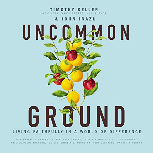 Uncommon Ground cover art