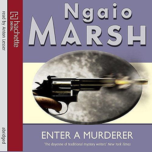 Enter a Murderer cover art