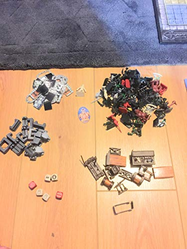 HeroQuest High Adventures in a World of Magic