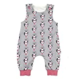 Eve Couture Babykleidung Baby Strampler Junge Mädchen Unisex Pinguine Winter