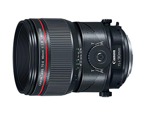 Canon 90mm f/2.8L Macro - Tilt-Shift DSLR Lens