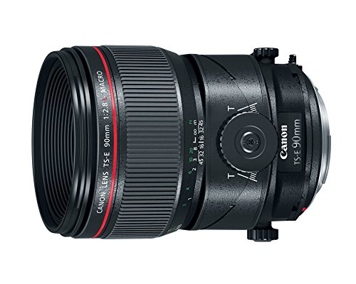 professional Macro tilt shift lens for Canon 90mm f / 2.8L DSLR