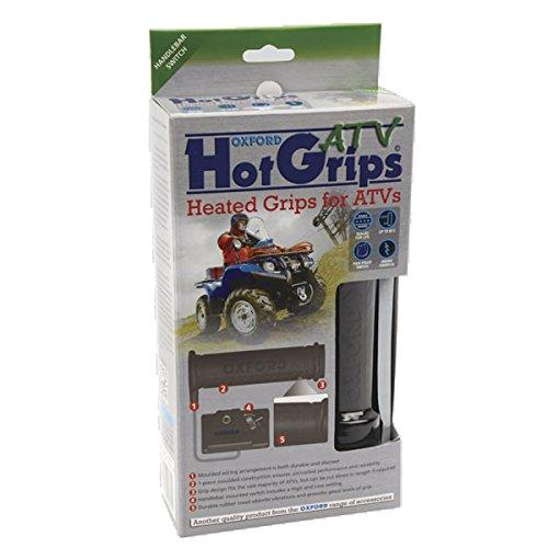 OXFORD Heizgriffe Hotgrips für ATV und Quad - neuste Version
