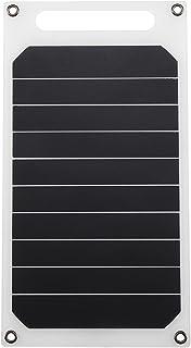 WANGYONGQI Panneau Solaire Bricolage 5V 10W, kit de Tampon de Batterie d'énergie Solaire USB pour l'éclairage de téléphone...
