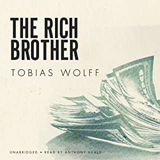 The Rich Brother audiobook cover art