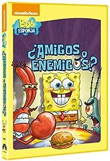 Bob Esponja: ??Amigos O Enemigos? (Import Movie) (European Format - Zone 2) Michel Gautier