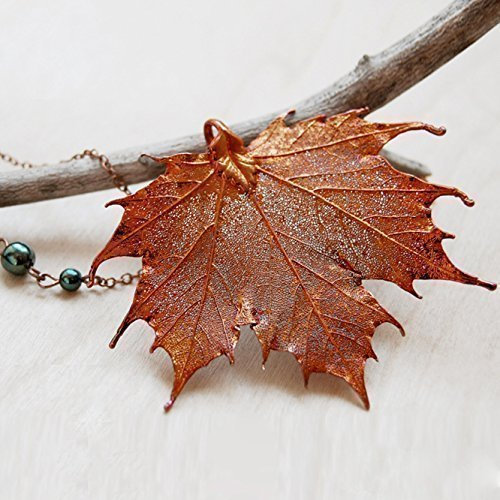 Top enchanted leaves jewelry for 2020