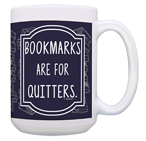 Funny Reading Gifts Bookmarks Are