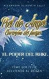 Piel de Ángel, corazón de fuego: El poder del Reiki. Como ser feliz, volviendo al origen.