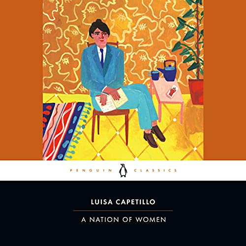 『A Nation of Women』のカバーアート