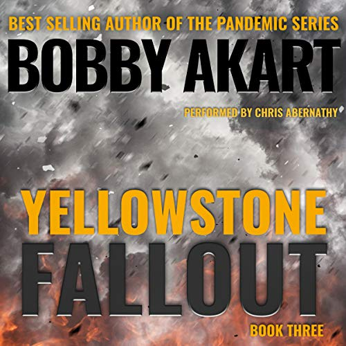 Page de couverture de Yellowstone: Fallout: A Post-Apocalyptic Survival Thriller