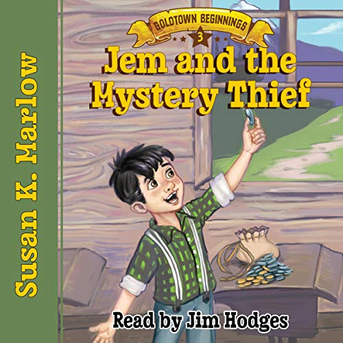 Jem and the Mystery Thief Titelbild