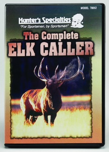 Hunters Specialties The Complete Elk Caller Hunting Instructional DVD