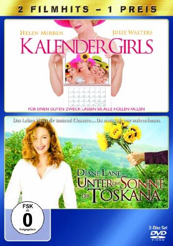 Unter der Sonne der Toskana / Kalender Girls [2 DVDs]