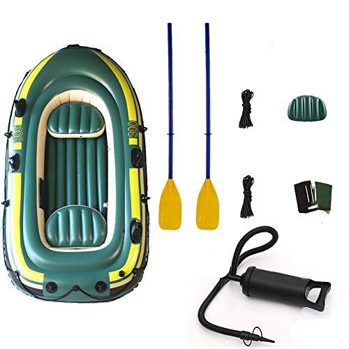 FACAI Kayak Hinchable 3 Plazas Kayak Rigido Kayak Pesca Remo Kayak Accesorios Kayak Explorer,A
