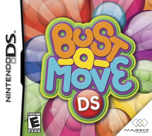 BUST A MOVE DS NINTENDO DS