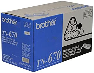 Brother  Tn670 Toner - Retail Packaging