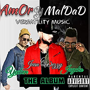 AMOR & MALDAD (feat. YECBEN)