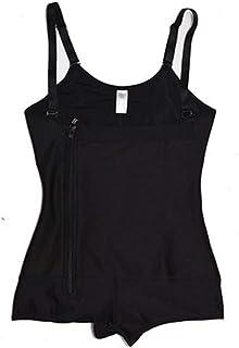 ملابس داخلية للنساء لنحت الجسم البناتي التنحيف ملابس داخلية لتشكيل الخصر ملابس داخلية لتشكيل الجسم (لون : أسود، المقاس: L)