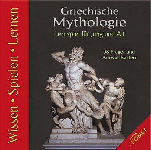 Griechische Mythologie: Wissen, Spielen, Lernen