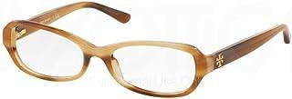 c0b638d4e876 Tory Burch Designer Eyeglasses TY 2051 1416 MEDIUM HORN 51MM