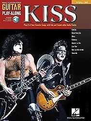 Guitar Play-Along Vol.030 Kiss + Cd