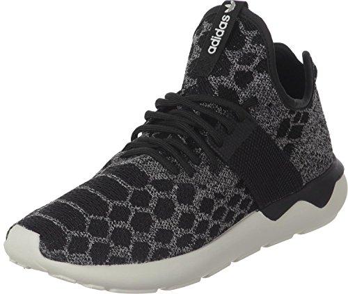 adidas Originals Tubular Runner Primeknit, Herrensportschuhe, schwarz