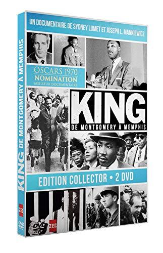 King : De Montgomery à Memphis [Édition Collector]