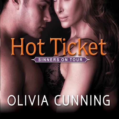 Hot Ticket audiobook cover art