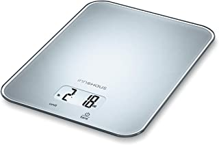 innoHaus AKS19 Multi-Function Kitchen Food Scale, Digital Display with Tare Function, Precise, Measures in g, oz, lb:oz, ml, fl.oz with Auto-Off