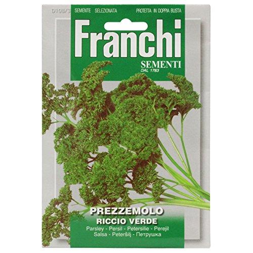 Franchi Samen Petersilie 2-Riccio