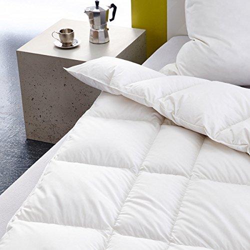 Häussling Daunendecke Select Multi Low leicht, Füllung: 100 Gänsedaune 135x200 cm